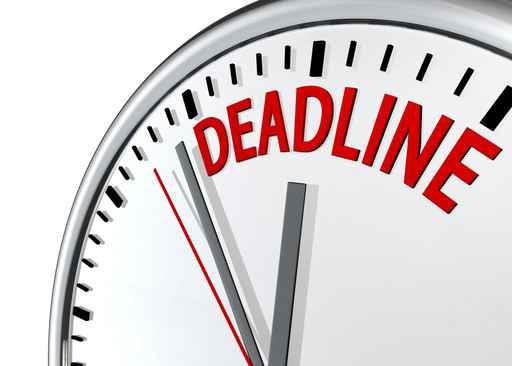 Deposit Deadline: Employer Contributions
