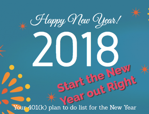 Your 401(k) Plan To Do List for the New Year